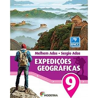 Livro - Expedições Geográficas - 9 Ano - Adas