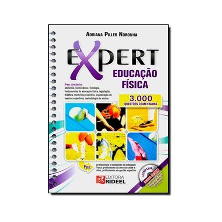 Livro - Expert Educação Física - Noronha