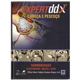 Livro - Expertddx - Cabeça e Pescoço - Harnsberger