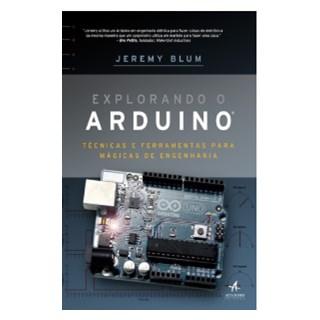 Livro - Explorando o Arduíno - Blum