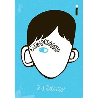 Livro - Extraordinário - Palacio - Intrínseca
