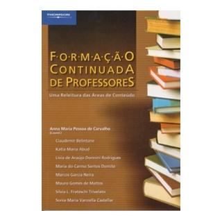 Livro - F-O-R-M-A-Ç-Ã-O Continuada de Professores - Belintane