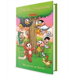 Livro - Fábulas Inesquecíveis - Sousa