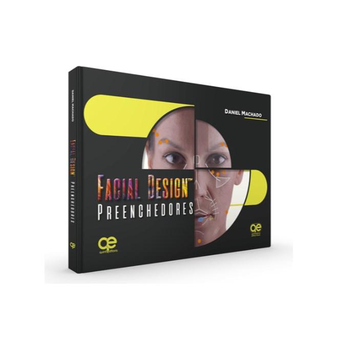 Livro - Facial Design Preenchedores: Machado - Santos