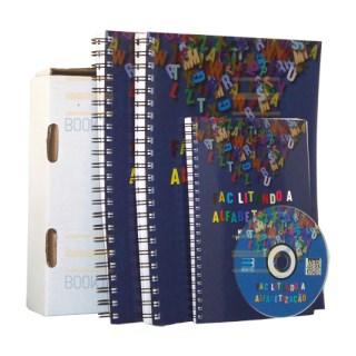 Livro - Facilitando a Alfabetização Multissensorial, Fônica e Articulatória - Nico