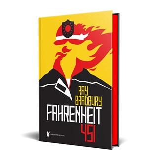 Livro Fahrenheit 451 - Bradbury - Globo