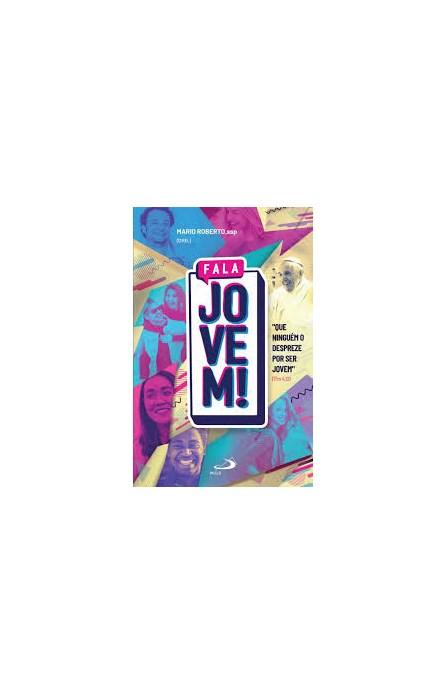 Livro -  Fala Jovem - Martins