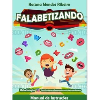 Livro - Falabetizando Manual de Instruções - Ribeiro - BookToy