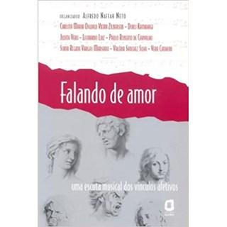 Livro - Falando de Amor - Neto - Ágora