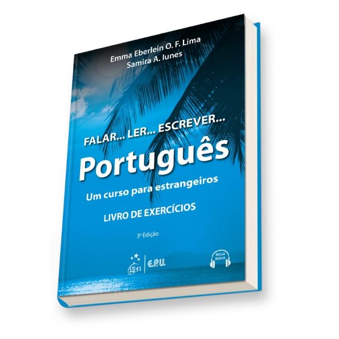 Livro - Falar... Ler... Escrever... Português - Livro de Exercícios - Lima