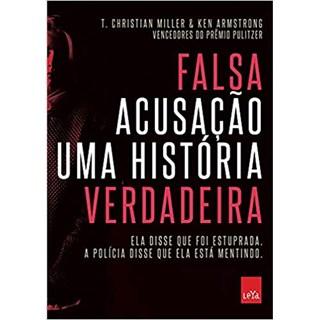 Livro - Falsa Acusação - Miller