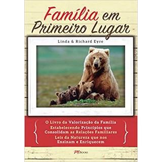 Livro - Família em Primeiro Lugar - Eyre