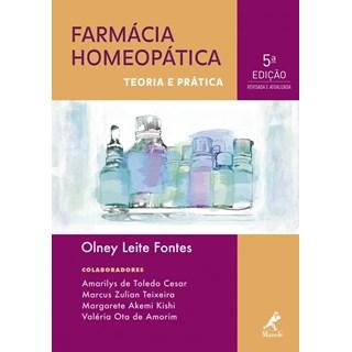 Livro - Farmácia Homeopática - Teoria e Prática - Fontes