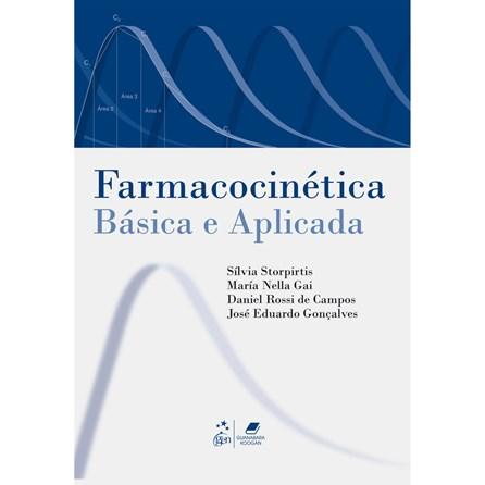 Livro - Farmacocinética Básica e Aplicada - Storpirtis