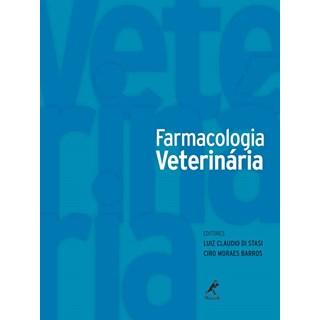 Livro - Farmacologia Veterinária - Barros