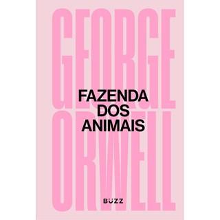 Livro Fazenda dos Animais - Orwell - Buzz