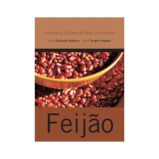 Livro - Feijão - Coleção Aromas e Sabores da Boa Lembrança - Versão Pocket - Barbara