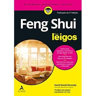 Livro Feng Shui Para Leigos - Kennedy - Alta Books