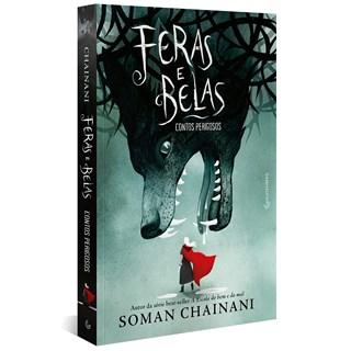 Livro Feras e Belas - Chainani - Gutenberg - Pré-Venda