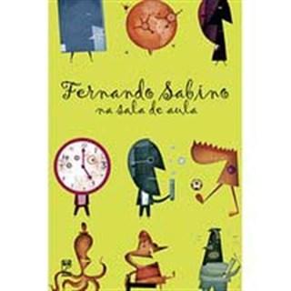 Livro -  Fernando Sabino Na Sala De Aula - Sabino - Panda Books