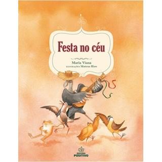 Livro - Festa no Céu: Coleção De Cena em Cena - Viana