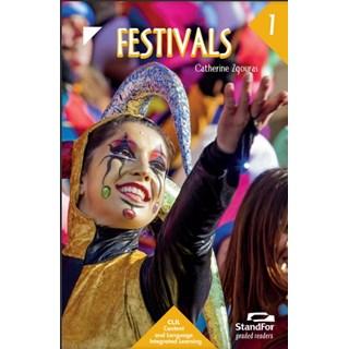 Livro - Festivals 1 - Standfor