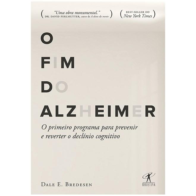 Livro - Fim do Alzheimer - Bredesen