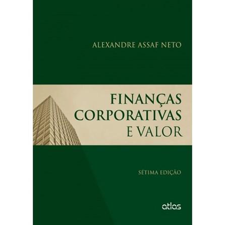 Livro - Finanças Corporativas e Valor - Neto
