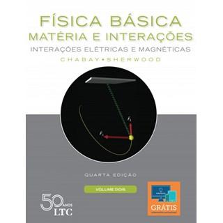 Livro - Física Básica - Matéria e Interações - Vol. 2 - Chabay