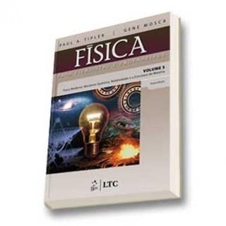 Livro - Física para Cientistas e Engenheiros - Vol. 3 - Física Moderna - Tipler
