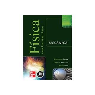 Livro - Física para Universitários: Mecânica - Bauer