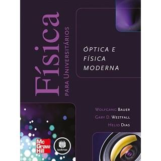 Livro - Física para Universitários - Óptica e Física Moderna - Bauer