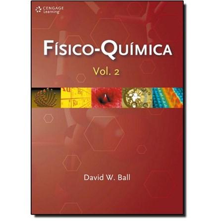 Livro - Físico-Química - Vol. 2 - Ball