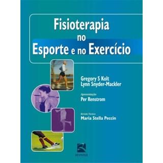 Livro - Fisioterapia no Esporte e no Exercício - Kolt***