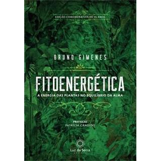 Livro Fitoenergética - Gimenes - Luz da Serra