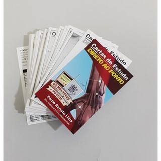 Livro - Flashcard - Manual de Acupuntura - Inovando a Maneira de Estudar
