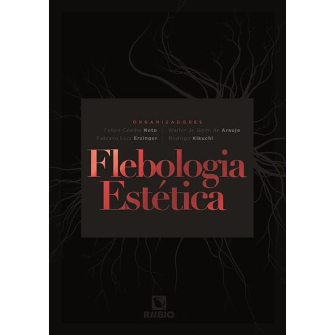 Livro - Flebologia Estética - Erzinger