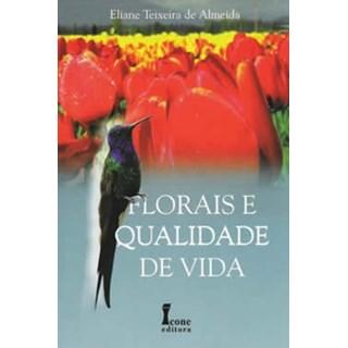 Livro - Florais e Qualidade de Vida - Almeida