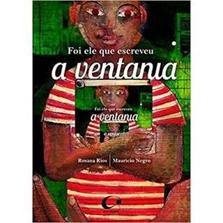 Livro - Foi Ele Que Escreveu a Ventania - Rios - Pulo do Gato