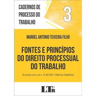 Livro - Fontes E Principios Do Direito Processual Do Trabalho - Filho