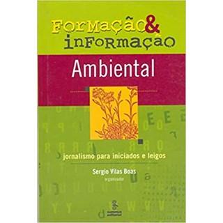 Livro - Formação e Informação Ambiental - Boas - Summus