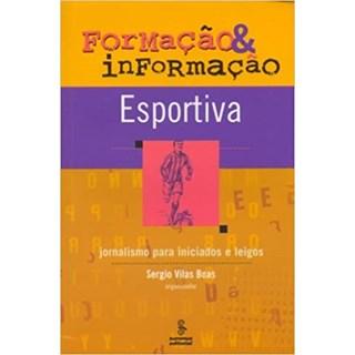 Livro - Formação e Informação Esportiva - Boas - Summus