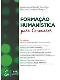 Livro Formacao Humanistica para Concursos Gonzaga