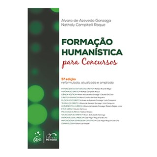 Livro - Formação Humanística para Concursos - Gonzaga