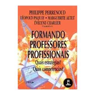 Livro - Formando Professores Profissionais - Perrenoud