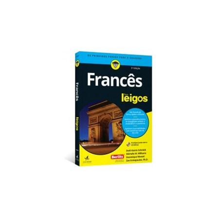 Livro - Francês Para Leigos - Schmidt