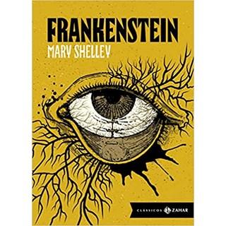 Livro - Frankenstein: Edição Bolso de Luxo - Shalley - Zahar