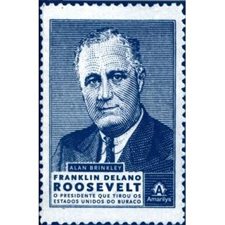 Livro - Franklin Delano Roosevelt : O Presidente que Tirou os Estados Unidos do Buraco -  Brinkley