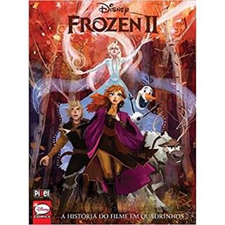 Livro - Frozen 2 - Disney - Pixel