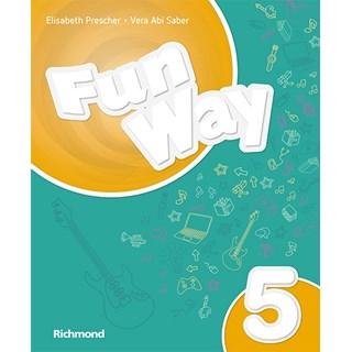 Livro - Fun Way + Almanac Fun Way - 5 Ano - Richmond